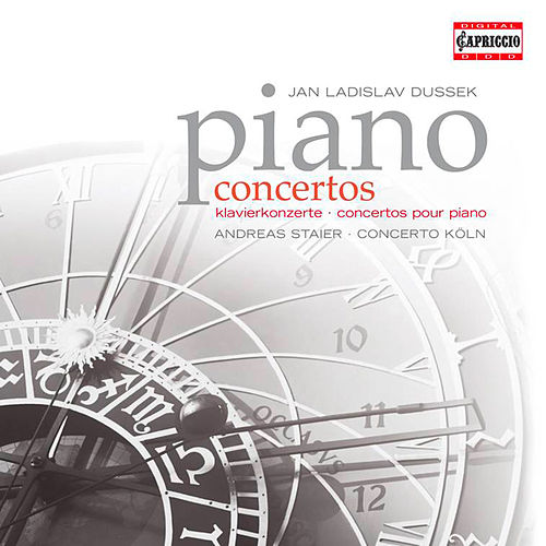 Dussek: Piano Concertos by Andreas Staier