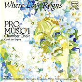 Where Love Reigns by Various Artists