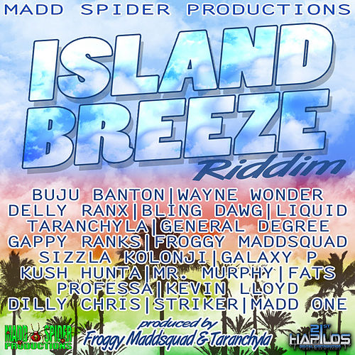 island Breeze Riddim by Various Artists