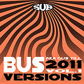 2011 Versions Vol.1 EP by Various Artists