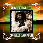40 Greatest Hits by Cornell Campbell