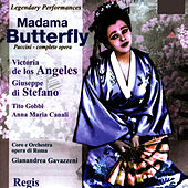 Puccini: Madama Buterfly (complete) by Victoria De Los Angeles
