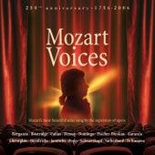 Mozart Voices von Various Artists