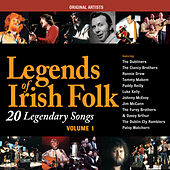 Legends Of Irish Folk - Volume 1 by Various Artists