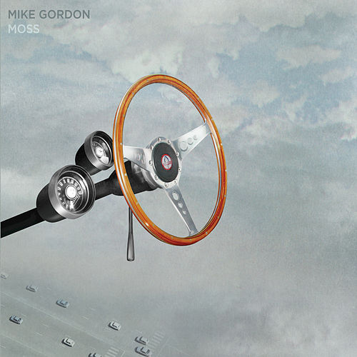 Moss by Mike Gordon