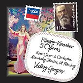 Rimsky-Korsakov: 5 Operas by Various Artists