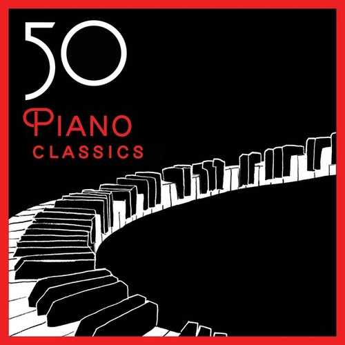 50 Piano Classics by Various Artists