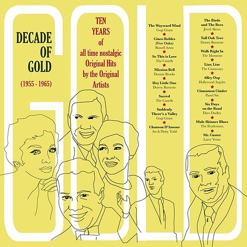 Decade Of Gold by Various Artists