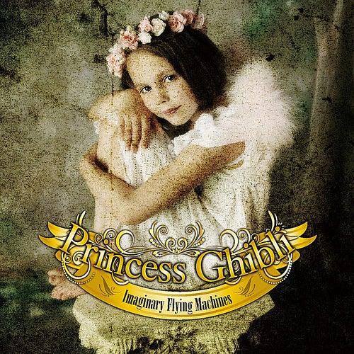 Princess Ghibli by Imaginary Flying Machines
