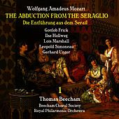 Mozart: Die Entführung aus dem Serail, Vol. 1 by Royal Philharmonic Orchestra