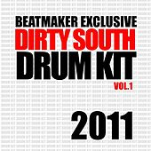 Dirty South Drum Kit,  Vol.1 (Drum Kit, Dirty South, Hip Hop, Kick, Bass, Snare, Clap, Sample, Loop, Tom, Effect, Drums, Glitch, Fx, Sound Effects, Drop) by Exclusive Hip Hop Drum Kit