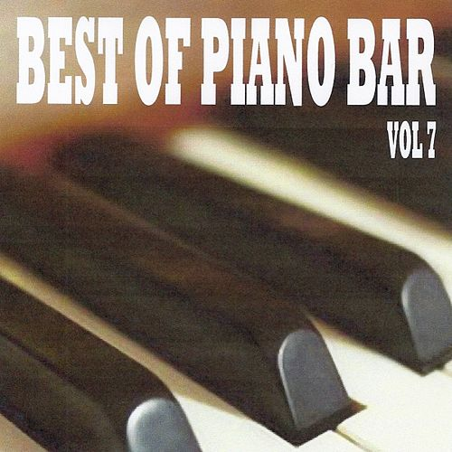 Best of piano bar volume 7 by Jean Paques