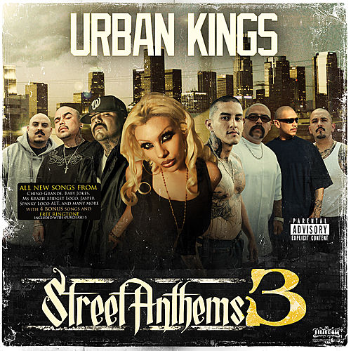 Street Anthems Vol 3 by Various Artists