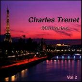 Memories Vol 2 by Charles Trenet