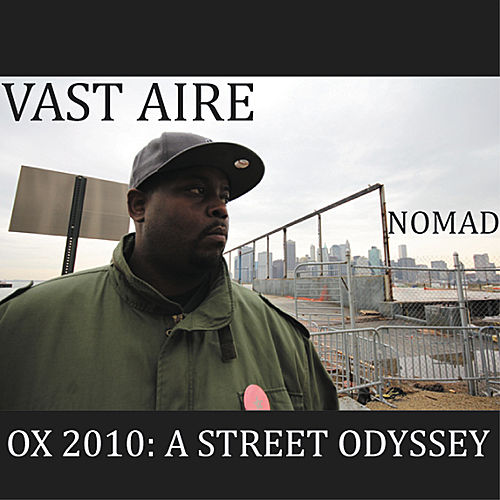 Nomad (Single) by Vast Aire