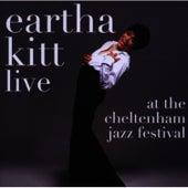 Live At The Cheltenham Jazz Festival by Eartha Kitt