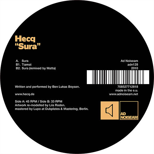 Sura - EP by Hecq