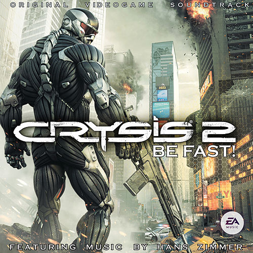 Crysis 2: Be Fast! by Various Artists