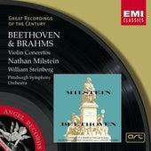 Beethoven & Brahms:Violin Concertos by Wilhelm Hans Steinberg