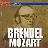 Brendel -  Mozart - Piano Concerto In E Flat Major KV 482, Piano Concerto In C Major KV 503 by Alfred Brendel