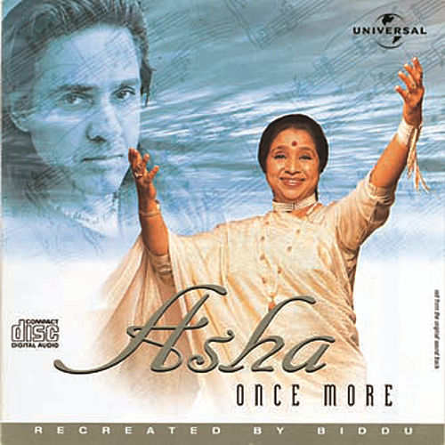 Asha Once More by Asha Bhosle