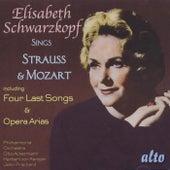 Elisabeth Schwarzkopf sings Strauss & Mozart by Elisabeth Schwarzkopf