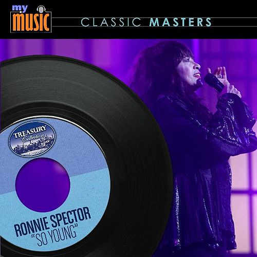 So Young - Single by Ronnie Spector