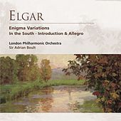 Elgar: Enigma Variations, In the South etc by Various Artists