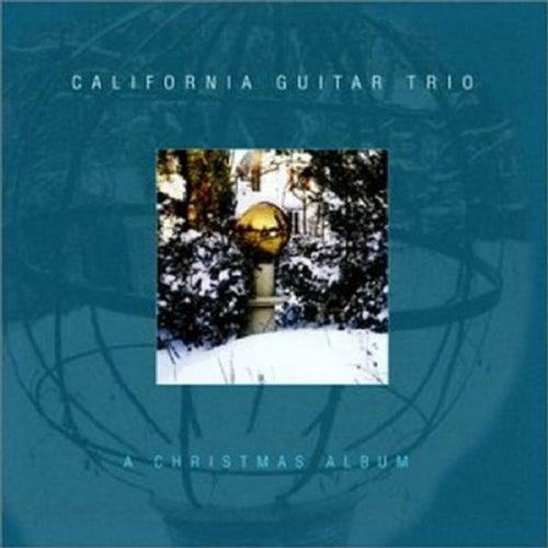 A Christmas Album by California Guitar Trio