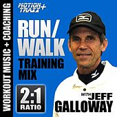 Run Walk - 2:1 Ratio (Running Interval Workout Music Mix W/coach Jeff Galloway)(5K, 10k, Half & Full Marathon Training) by Deekron 'The Fitness DJ'