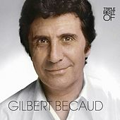 Triple Best Of by Gilbert Becaud