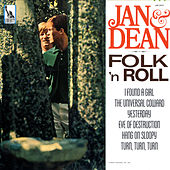 Folk 'N Roll by Jan & Dean