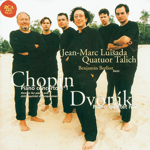 Chopin: Piano Concerto No. 1 / Dvorak: Piano Quintet No. 2 by Jean Marc Luisada