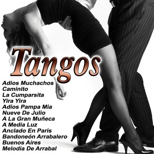 Tangos los 25 mejores by Orquesta De Tangos Argentina