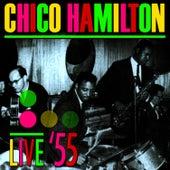 Live '55 by Chico Hamilton