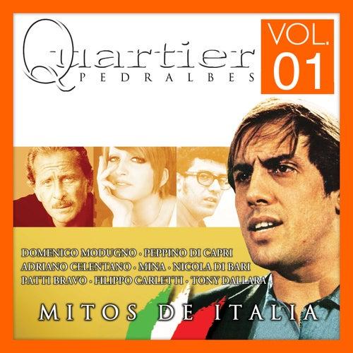 Quartier Pedralbes. Mitos De Italia. Vol.1 by Various Artists