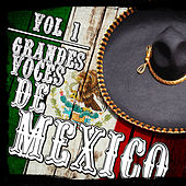 Grandes Voces De México. Vol.1 by Various Artists
