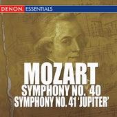 Mozart - Symphony No. 40 - Symphony No. 41 'Jupiter' by Philharmonia Hungarica
