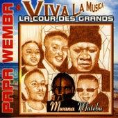Mwana Matebu by Papa Wemba