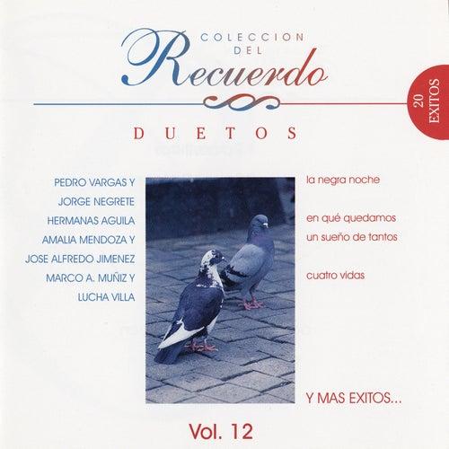 Coleccion Del Recuerdo 'Duetos' by Various Artists