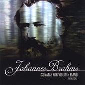 Johannes Brahms Sonatas for Violin and Piano Sonatensatz by Marina Manukian