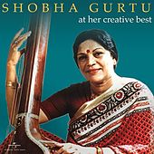 At Her Creative Best by Shobha Gurtu