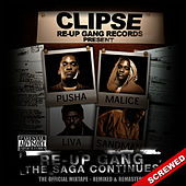 Re-Up Gang The Saga Continues - Screwed by Re-Up Gang