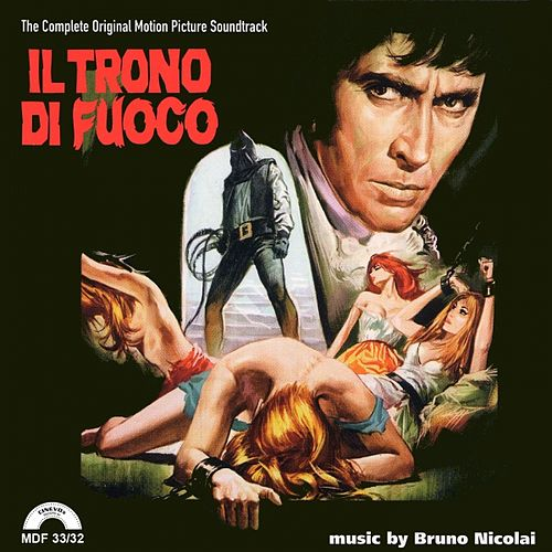 Il trono di fuoco (Original Motion Picture Soundtrack) by Bruno Nicolai