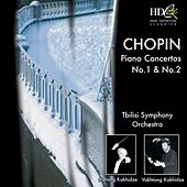 Piano Concertos No.1 & No.2 by Tbilisi Symphony Orchestra