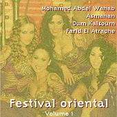 Festival oriental, vol. 1 by Various Artists