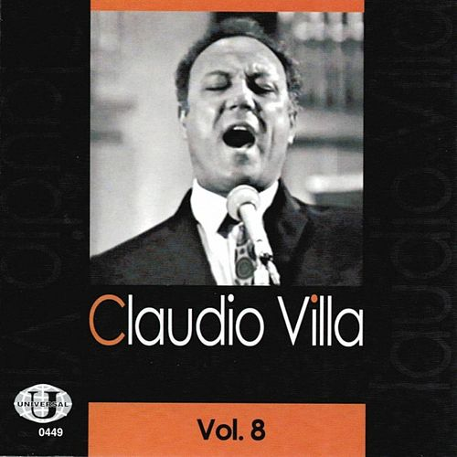 Claudio Villa, Vol. 8 by Claudio Villa