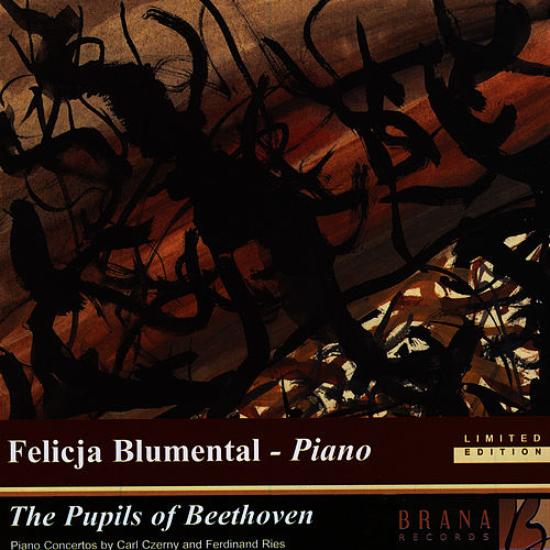 The Pupils of Beethoven by Felicja Blumental