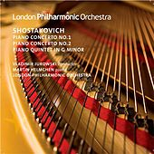 Shostakovich: Piano Concertos Nos. 1 and 2 -  Piano Quintet by Various Artists