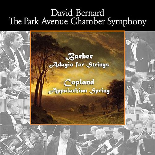 Barber: Adagio for Strings - Copland: Appalachian Spring von David Bernard